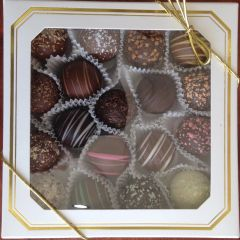 18 Piece Truffles - Assorted