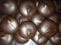 Peppermint Creams - Dark Chocolate
