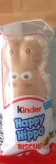 Kinder Happy Hippo Biscuits - 5 pk