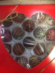 Valentine's Truffles Assortment