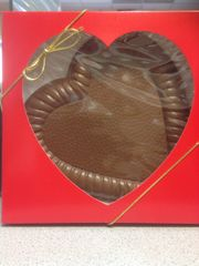 Chocolate Heart Half Pound
