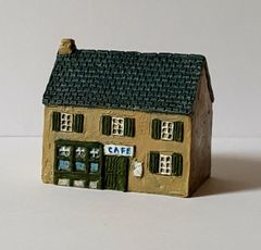 Normamdy Cafe / Shop (6mm ready painted)