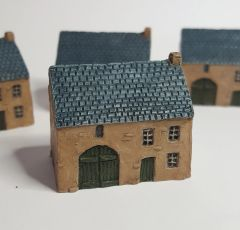 Normandy Farmhouse (6mm ready painted)