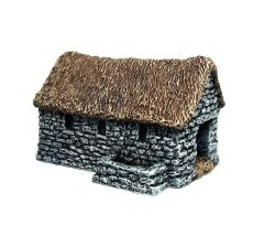 (10mm) Thatched Cattle Byre (P10B013)
