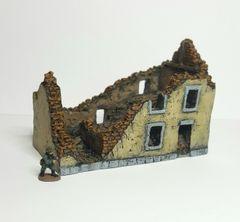 (10mm) European Ruin #1 (10B019)