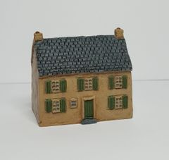 Normandy Townhouse (6mm ready painted)