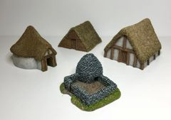 Dark Age Village Set