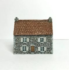 (6mm) Stone-Built House