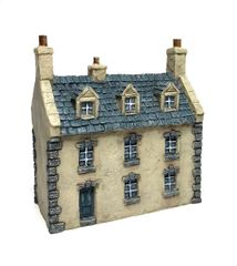 (10mm) European Townhouse #3 (10B021)