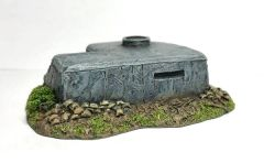 (10mm) Observation Bunker with Tobruk