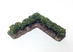 (10S003) Hedgerow Corner Section