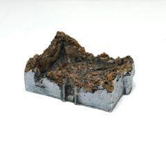 (6mm) 2 x Low Level Ruins #1 (6B041)