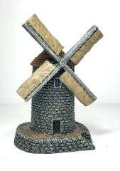 (6mm) European Stone Windmill (6B033)