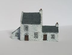 European Rural House with Annexe (6mm ready painted)