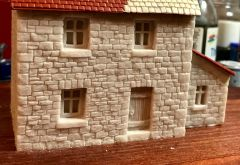 Two Storey Stone Built House (Pre-Order)