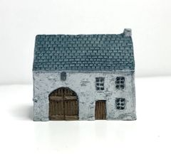 (6mm) European Rendered Farmhouse (P6B006)