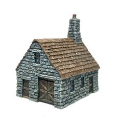 (10mm) Village Blacksmiths (10B027)