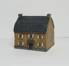European Townhouse ( #01 6mm ready painted)