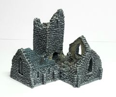 (6mm) Church Ruin