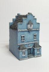 (6mm) Dutch / Belgian Townhouse with Stepped Gables