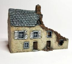 (10mm) European Terrace Ruin