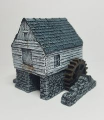 Water Mill (10mm ready painted)