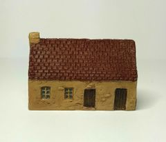 European Rendered Cottage (6mm ready painted)