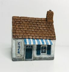 (Ready Painted) 10mm European Café / Shop