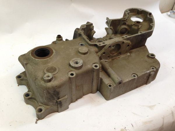 Harley Sportster Right Side Iron Head Engine Case Parts
