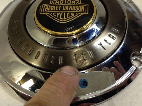 Harley 110 Years Anniversary Sportster Primary Derby