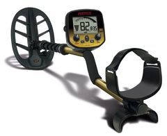 "Fisher Gold Bug DP Metal Detector with 11"" Search Coil"