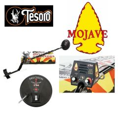 "Tesoro Mojave Metal Detector w/ 7"" Concentric coil (NEW) Lifetime Warranty"