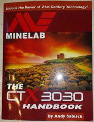 Minelab CTX 3030 Handbook