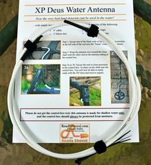 XP DEUS Metal Detector Water Antenna