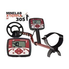 Minelab X-TERRA 305 Metal Detector
