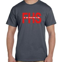 FHS Tennis Grey Short Sleeve