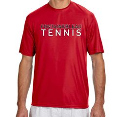 FHS Tennis Red Drifit