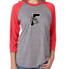 FHS Football Raglan