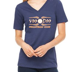 Voodoo Volleyball V-Neck