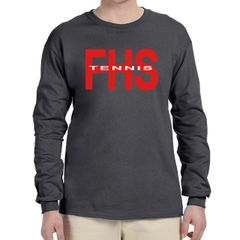 FHS Tennis Grey Long Sleeve