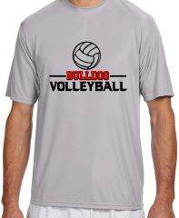 FHS Volleyball Short Sleeve DryFit Shirt