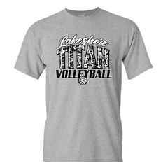 SPORT GREY PARENT SHIRT
