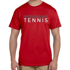 FHS Tennis Red Short Sleeve