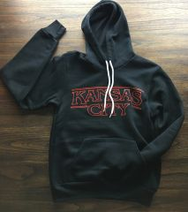 Kansas City Super Soft Hoodie Unisex Black