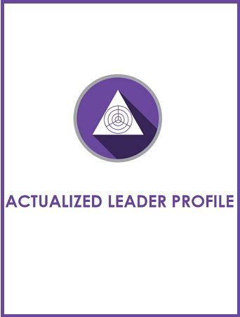 Actualized Leader Profile with online report (single)