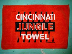 Cincinnati Jungle Towel