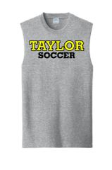 Taylor Soccer Sleeveless Cotton