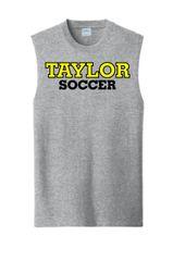 Taylor Soccer Sleeveless Cotton