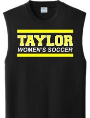 TWS Sleeveless Dri Fit tee