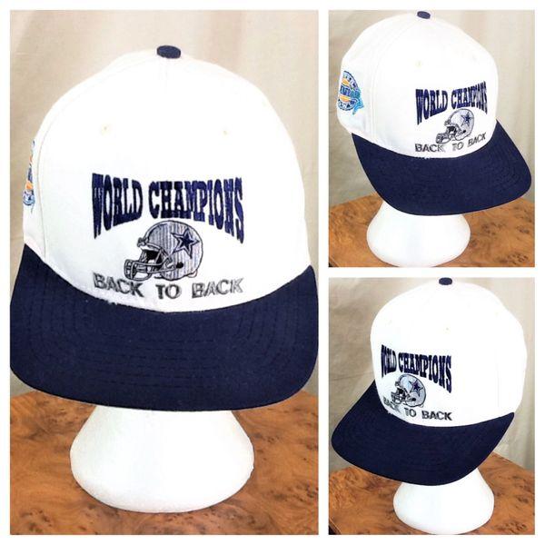 Vintage 1994 Dallas Cowboys Super Bowl Champions